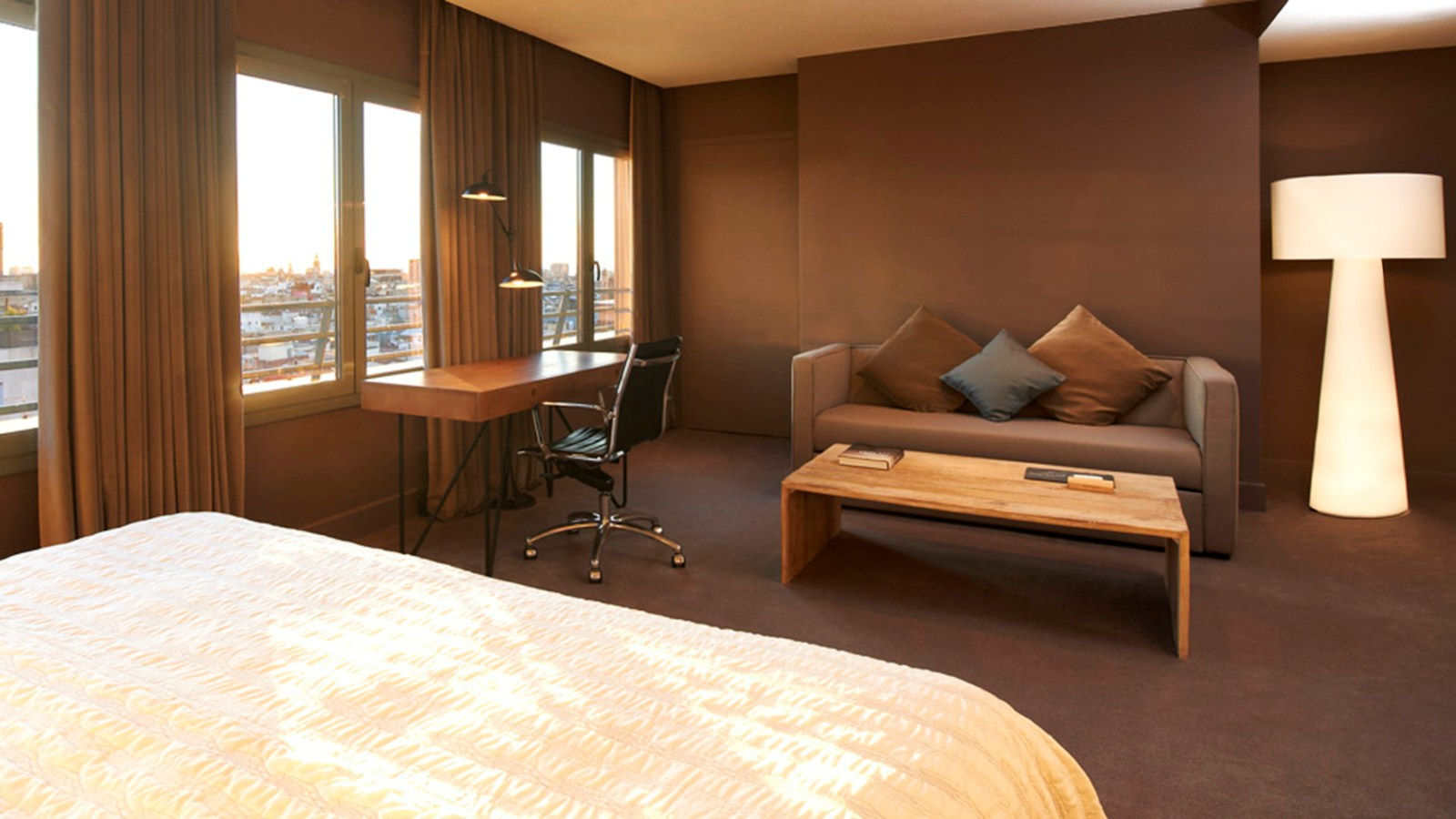 Junior Suite l Le Méridien Barcelona