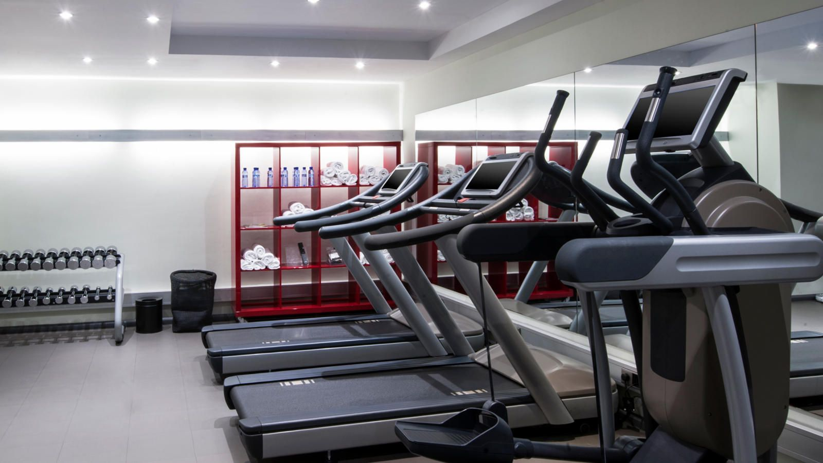 Treadmills for a perfect training