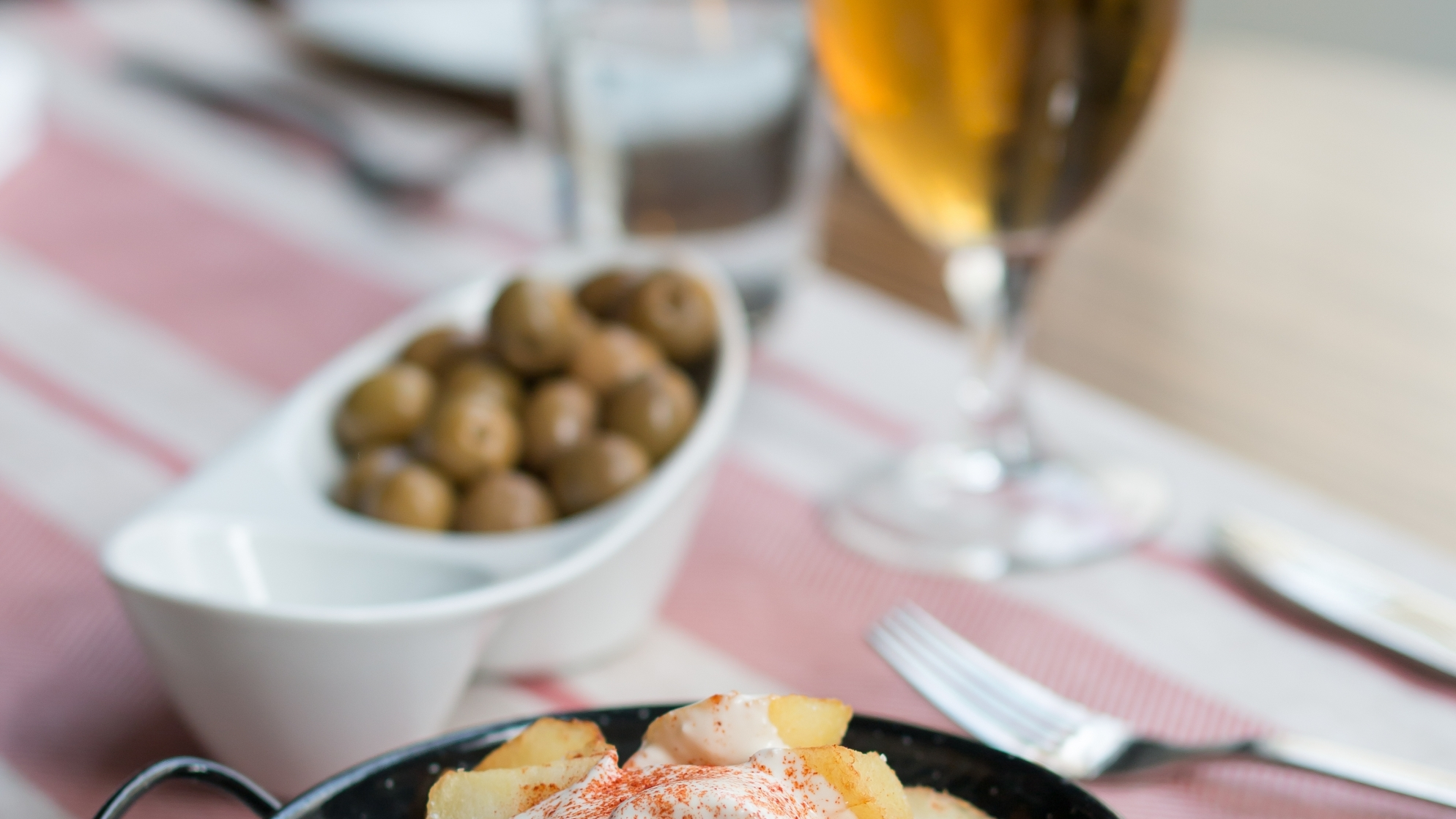 Beer and tapas | CentOnzeRestaurant