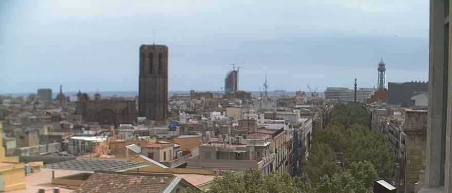 Webcam Barcelona 22
